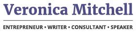 Veronica Mitchell Logo